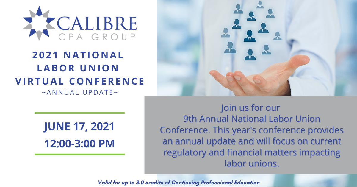 2021 National Labor Conference