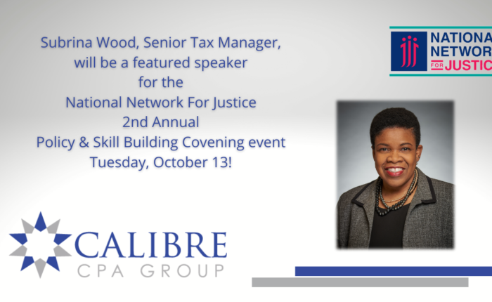 Subrina Wood Speaking at National Network for Justice Event October 13