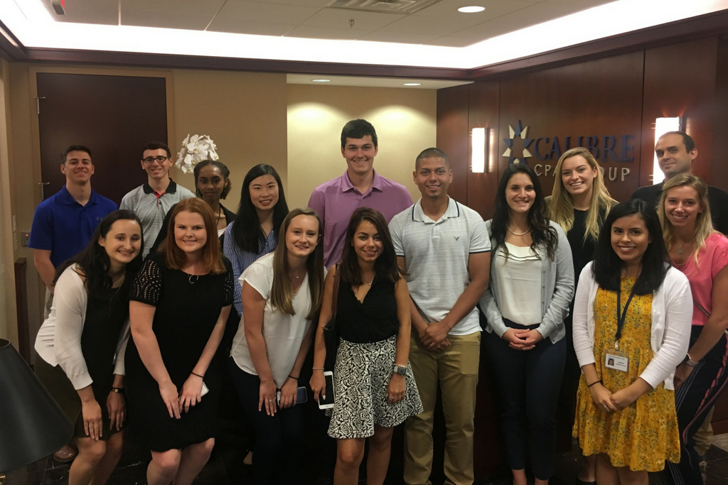 Calibre Welcomes 2018 Summer Intern and Externs - Calibre CPA Group