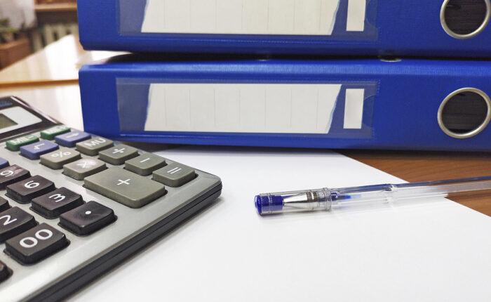 Calibre CPA Grop - Calculator Photo