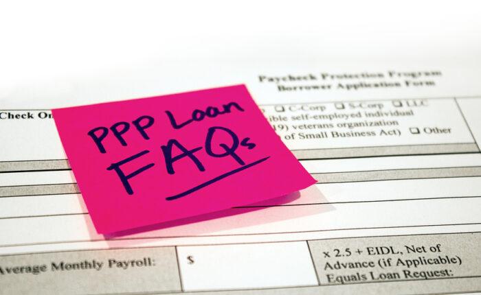 PPP Loan FAQs