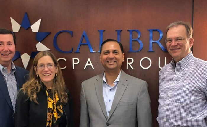 Calibre CPA Group Featured in Business View Magazine